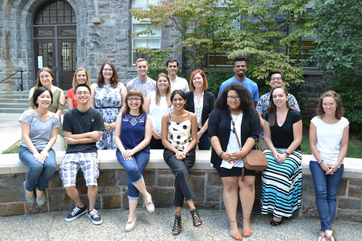 Lehigh University Psychology - Grad Students