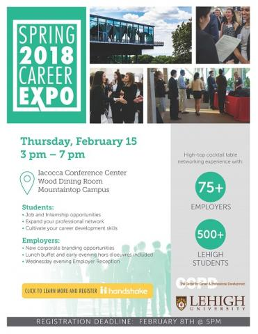 Spring 2018 Career Expo