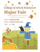CAS Major Fair