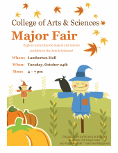 CAS Major Fair