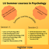 Psychology Summer Courses